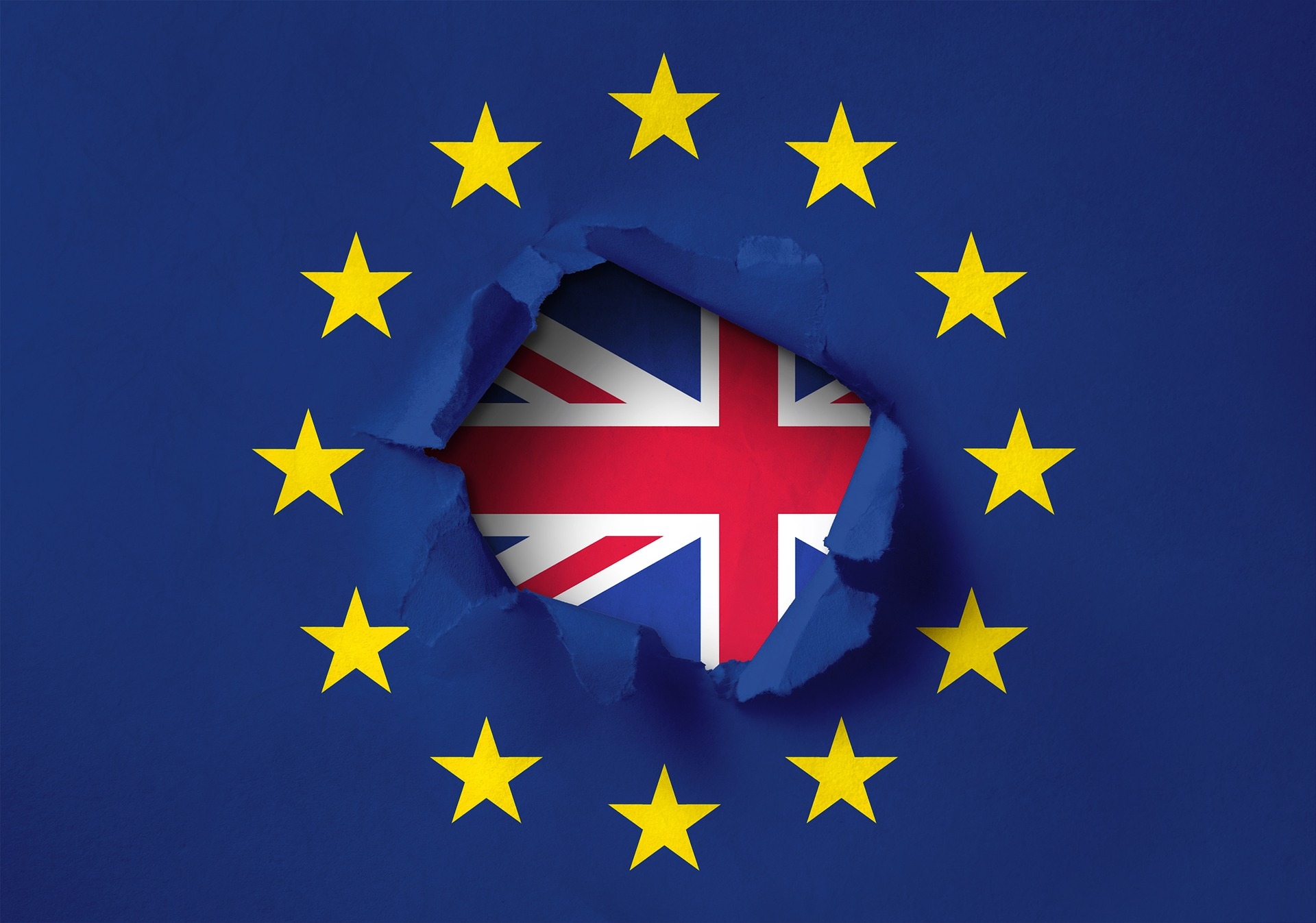 A Sharp Brexit…