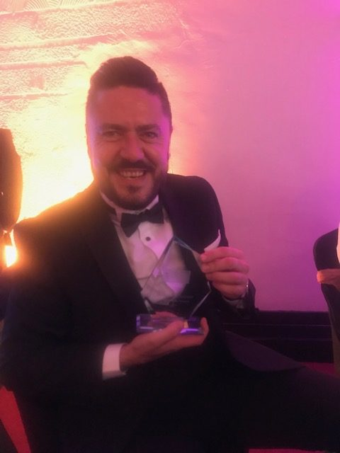 2XL MD Darren Willoughby Wins 'Rising Star' At The 2019 Niche Awards